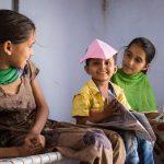 Enfants au Rajasthan, Inde. Voyages solidaires en Inde