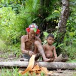 Hommes-fleurs de MentawaÏ, île de Siberut, Indonésie - Voyage en immersion chez les Mentawaï