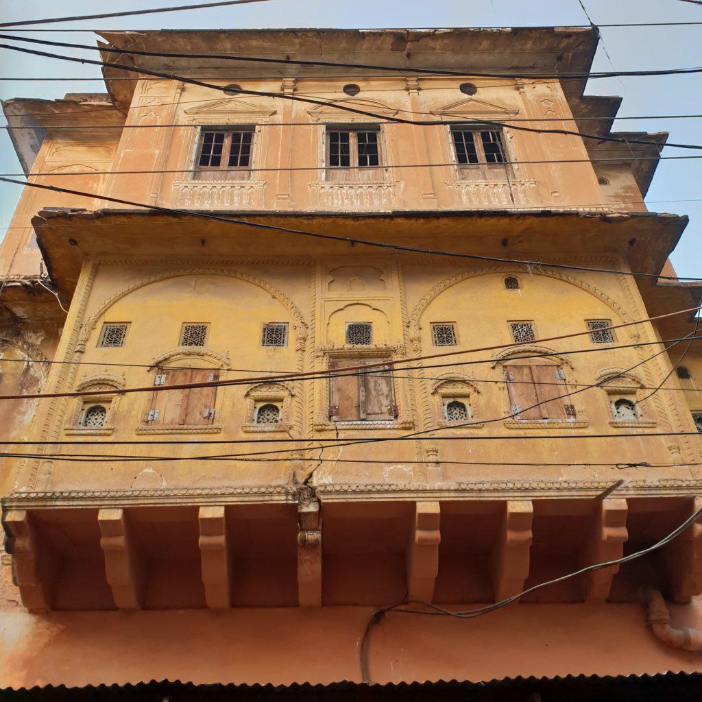 Haveli Inde Jaipur Rajasthan